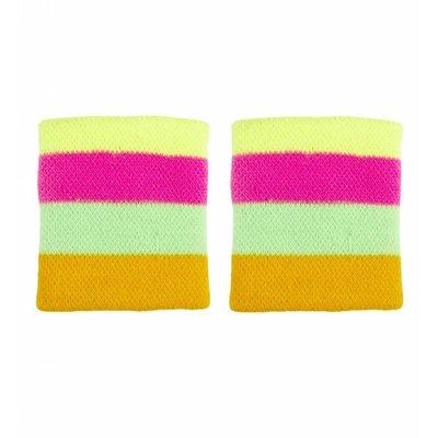 Neon Polsbanden Neon Meerkleurig