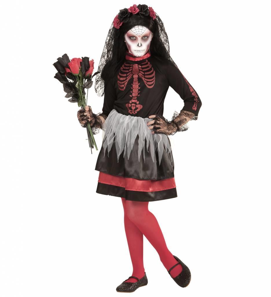 Dia De Los Muertos Kostuum Kind