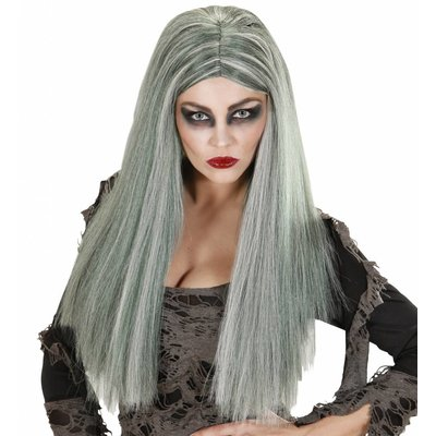 Pruik Zombie Vrouw