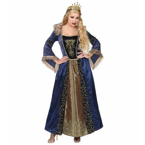 Widmann Sierlijke Middeleeuwse Koningin