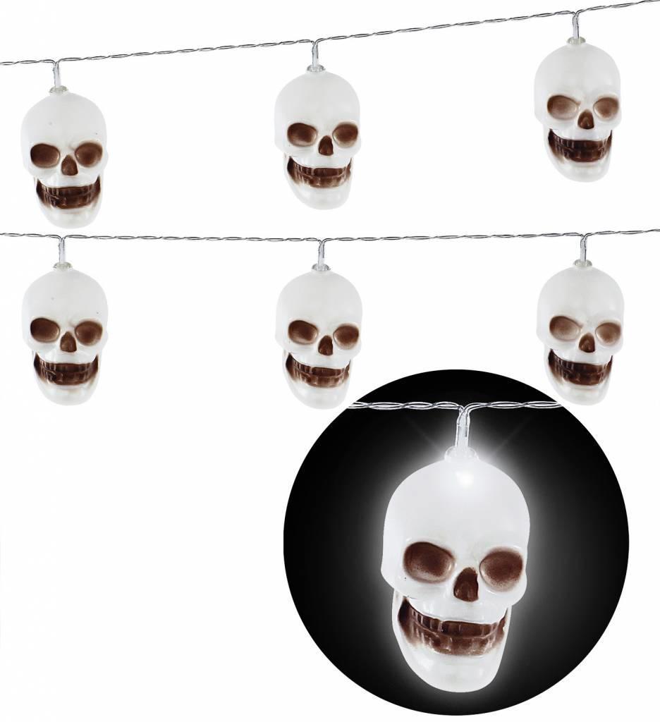 Lichtketting Schedels 2.5Mtr