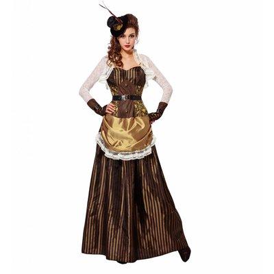 Steampunk Vrouw