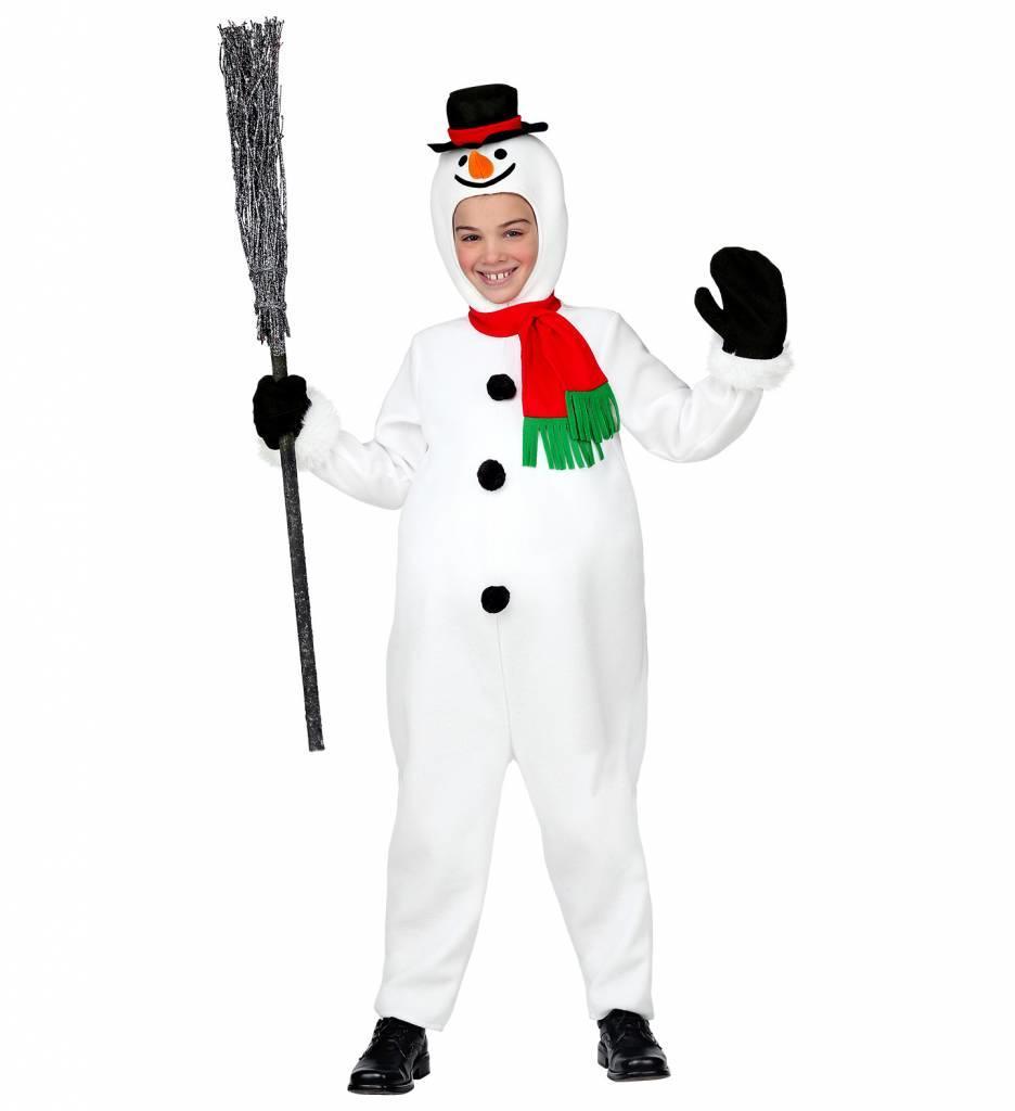 Sneeuwpop Kind