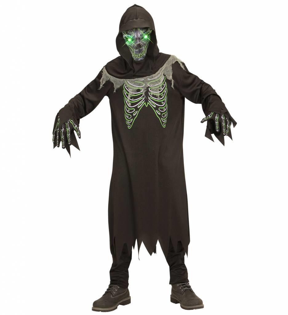 Halloween Kostuum Magere Hein.Widmann Magere Hein Kind Kostuum
