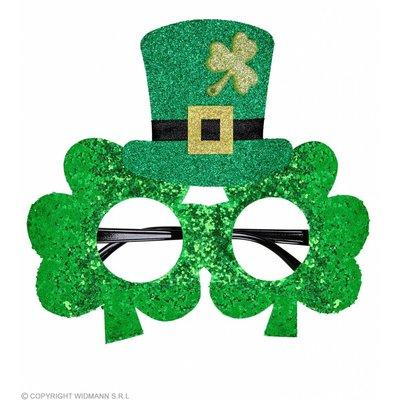 """Bril Klavertjes  """"St.Patrick'S Day"""""""