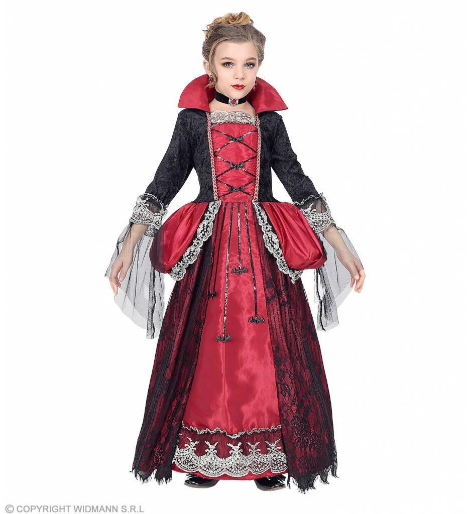 Vampier Kostuum Kind Meisje