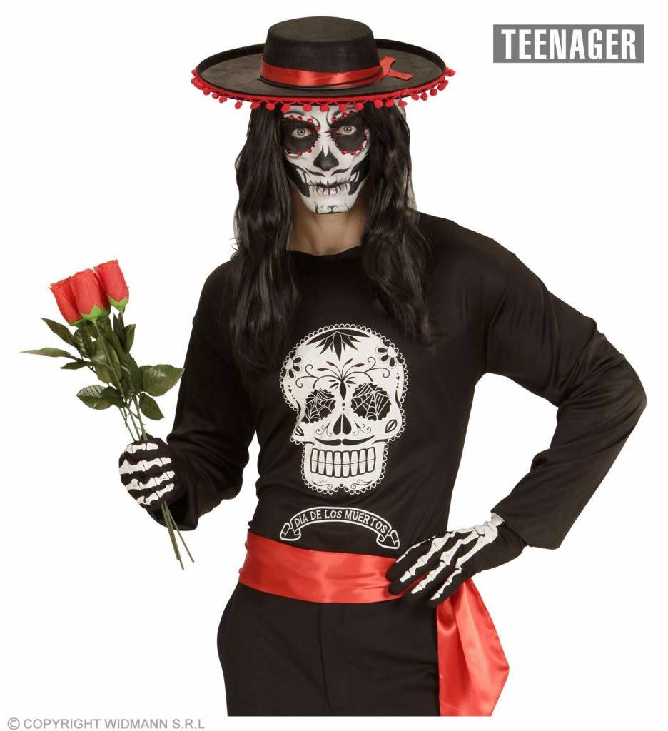 Dia De Los Muertos Shirt Kind