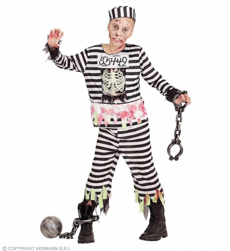 Gevangene Zombie Kind
