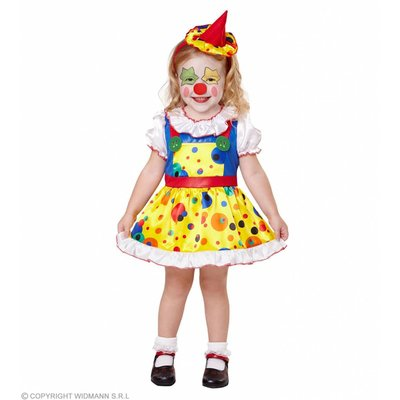 Clown Meisje