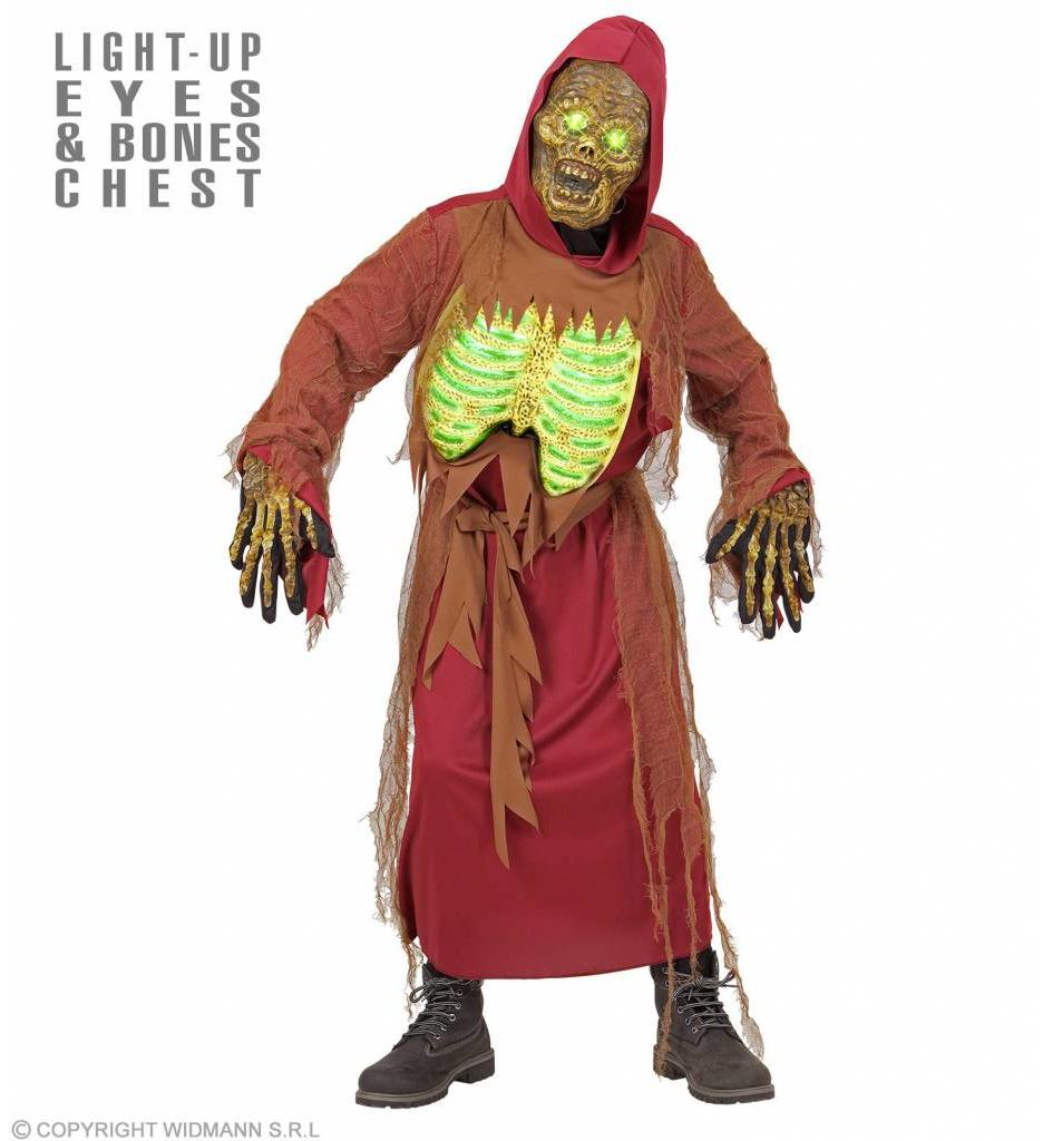 Rottend Zombie Skelet Kind