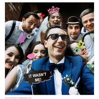 Fotohokje Accessoires (20)  Bruiloft