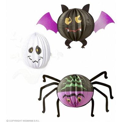 Halloween Papier Ballen