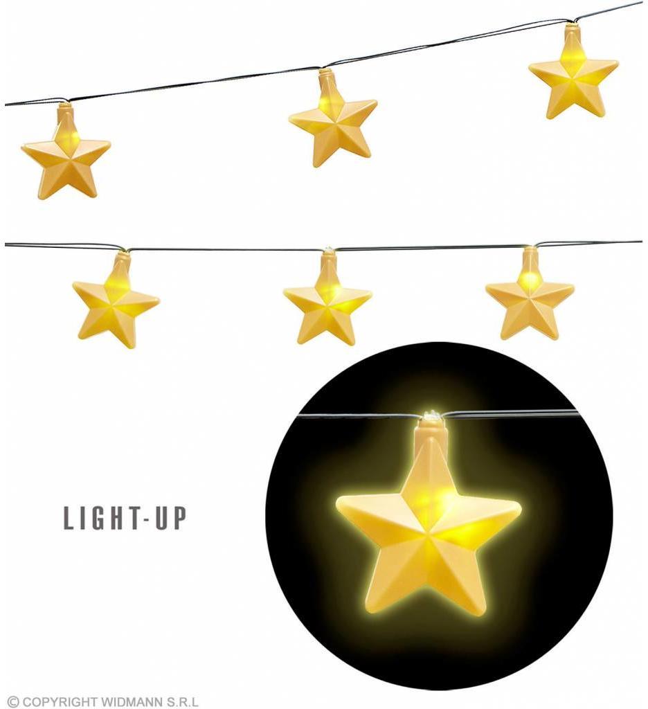 Verlichting 25Mtr -  Sterren