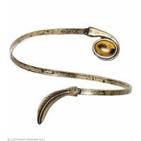 Armband Antiek Goud Met Steen