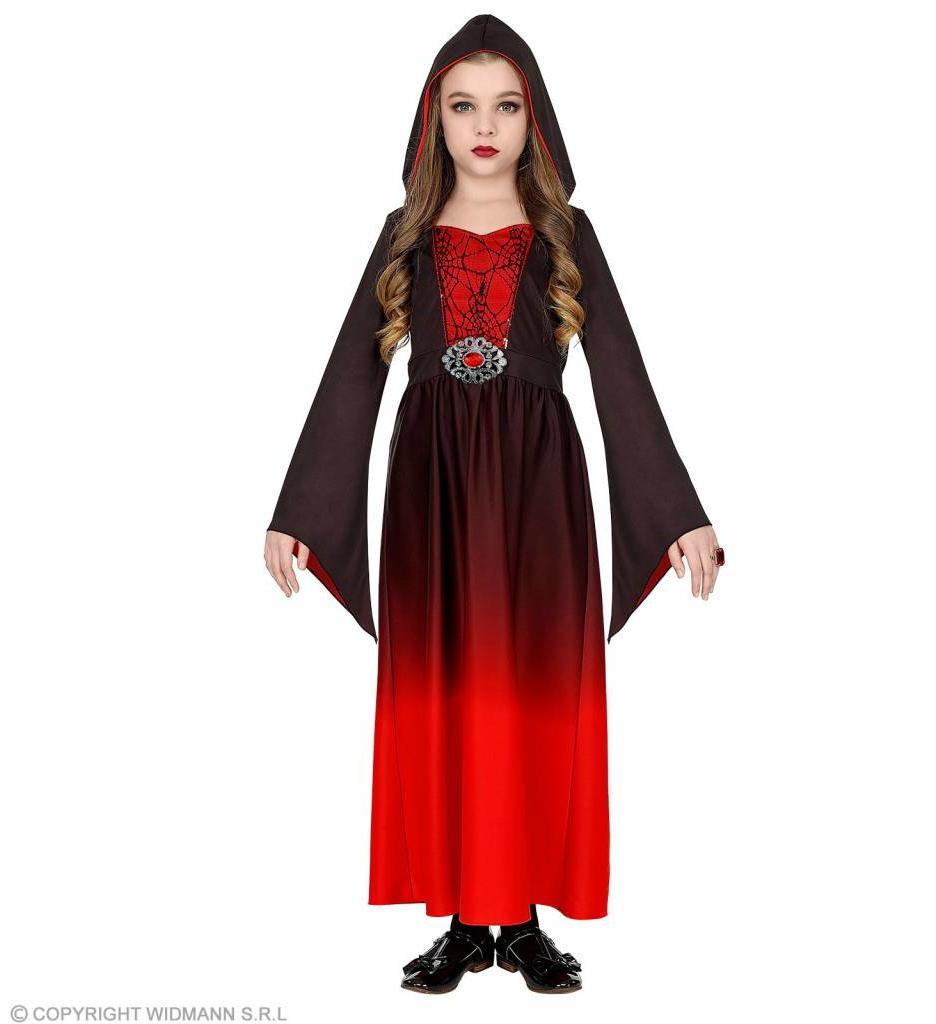 Gothic Meisje Rood