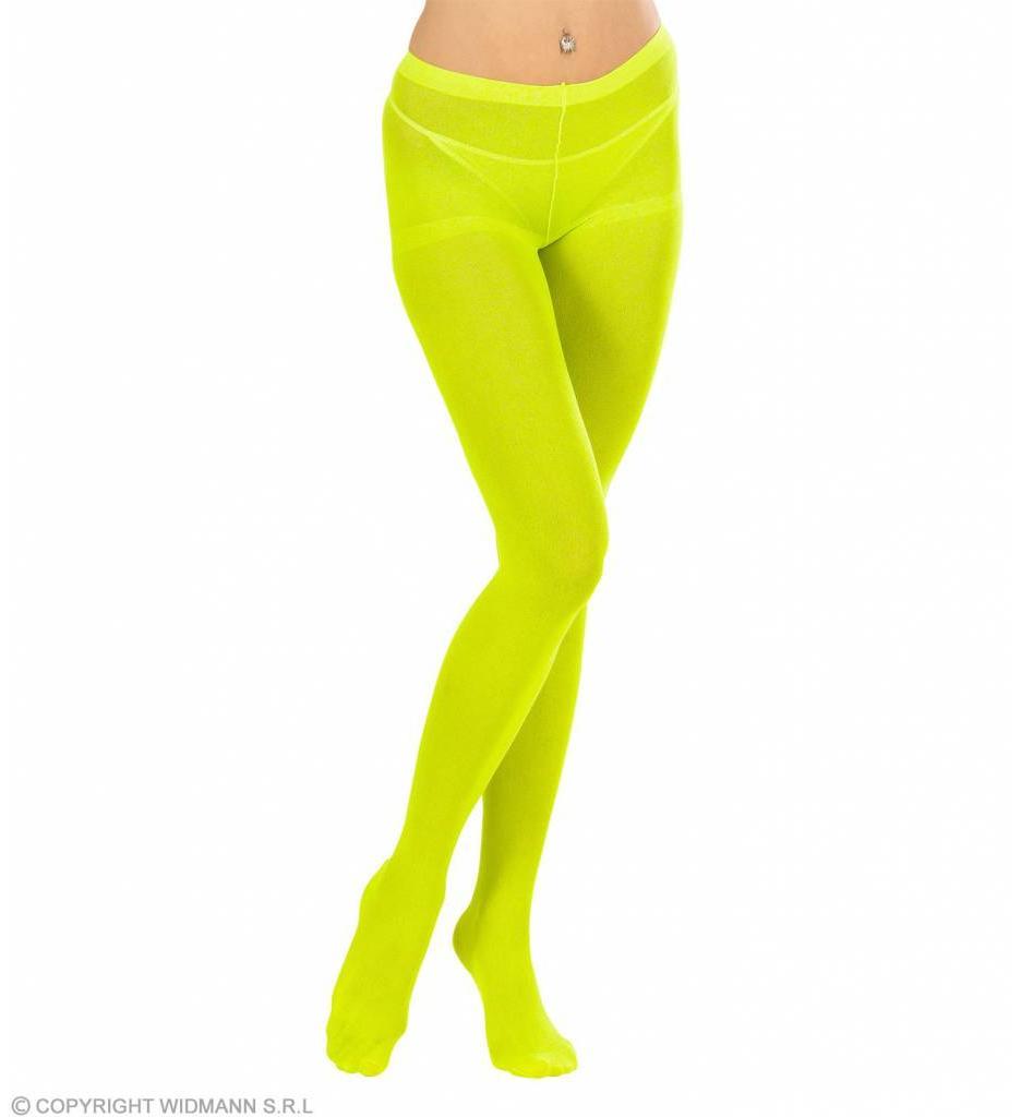Panty Neon 40 Den Groen