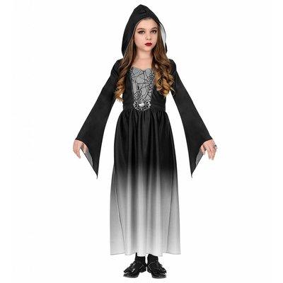 Gothic Meisje Grijs