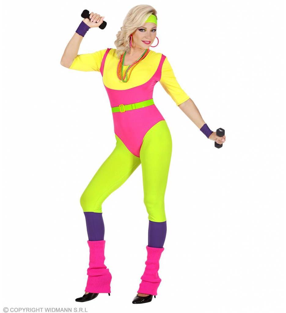 80'S Aerobics Instructrice