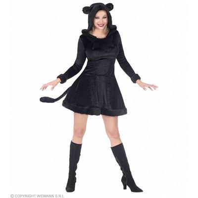 Zwart Panter Meisje