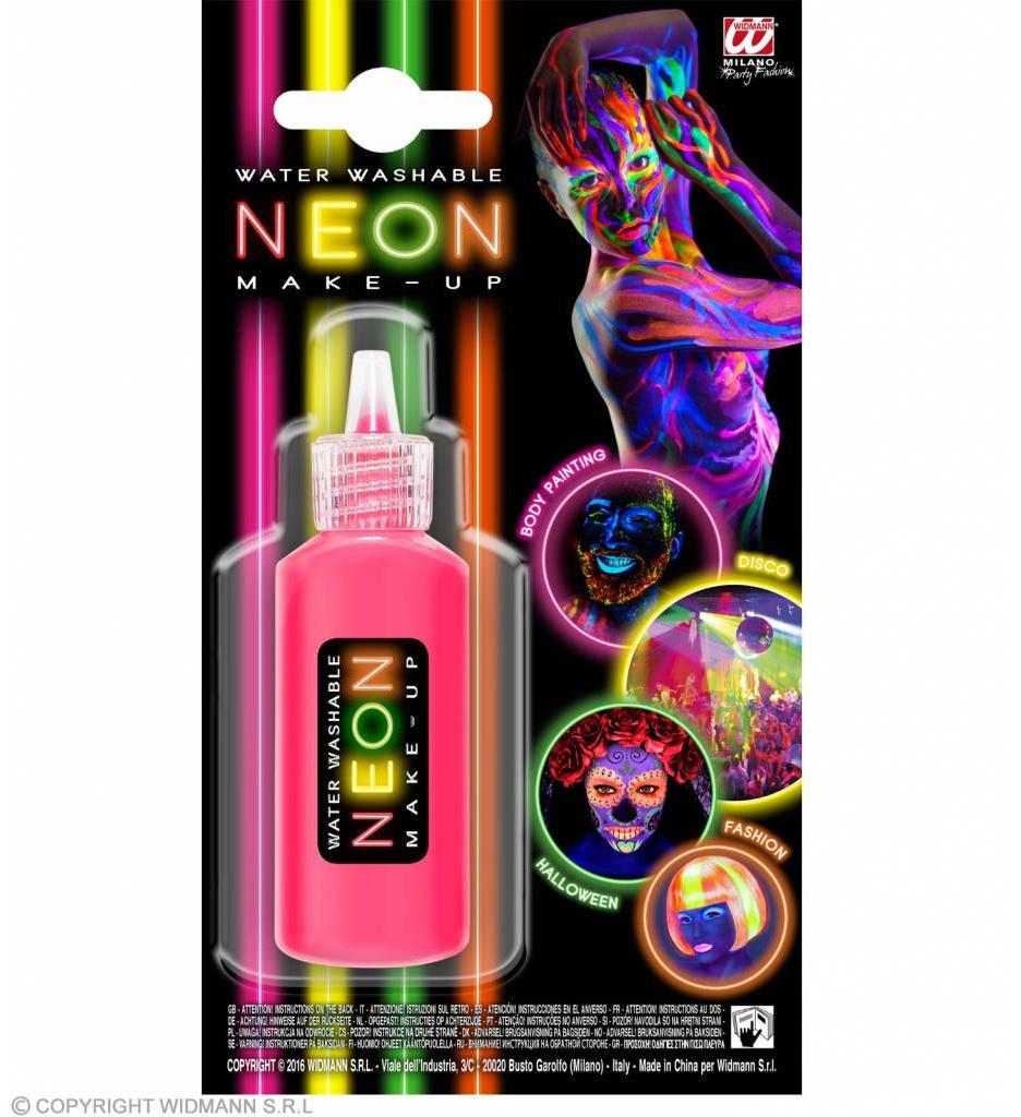 Make-Up Spray Neon Roze