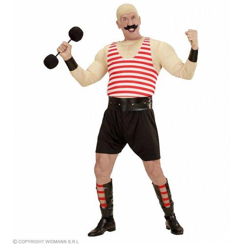 Widmann Circus Kostuum Sterke Man