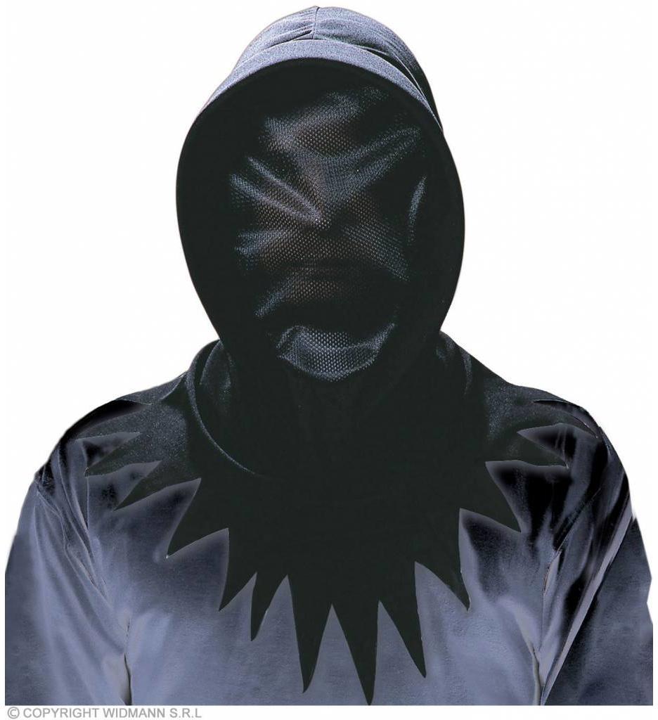 Onzichtbaar Gezichtsmasker Zwart
