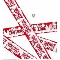 "Afzetlint ""Zombie Zone"" 720Meter"