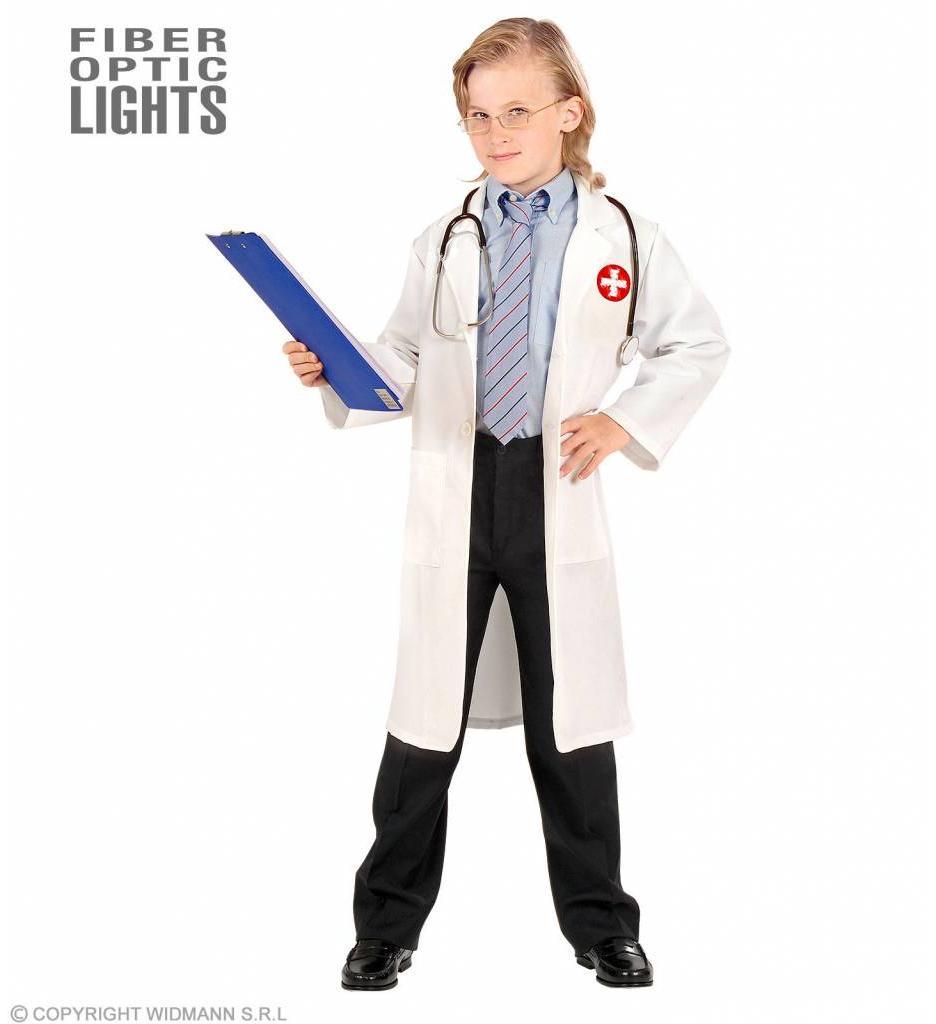 Dokter Meisje Fiberoptisch