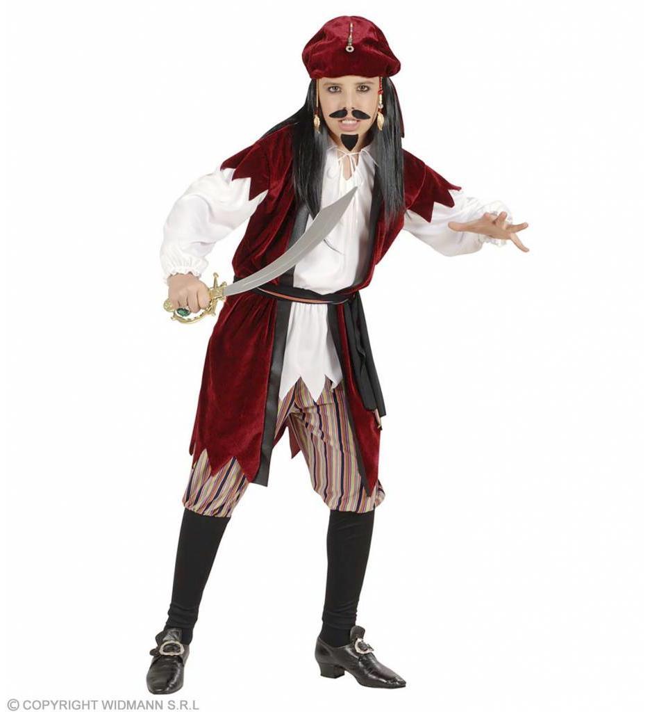 Carribean Piratenjongen