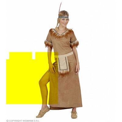 Indiaanse Mohawk Suede