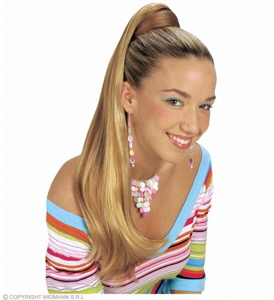 Haar Extentie Sasha Blond