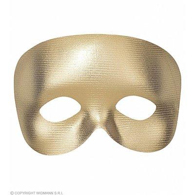 Oogmasker Fantoom Goud