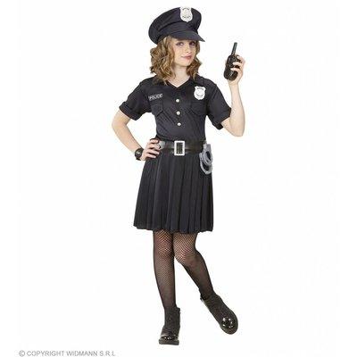 Politiepak Meisje Kind