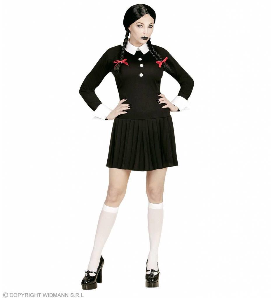 Donker Schoolmeisje