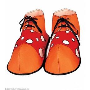 Clownschoenen Rood