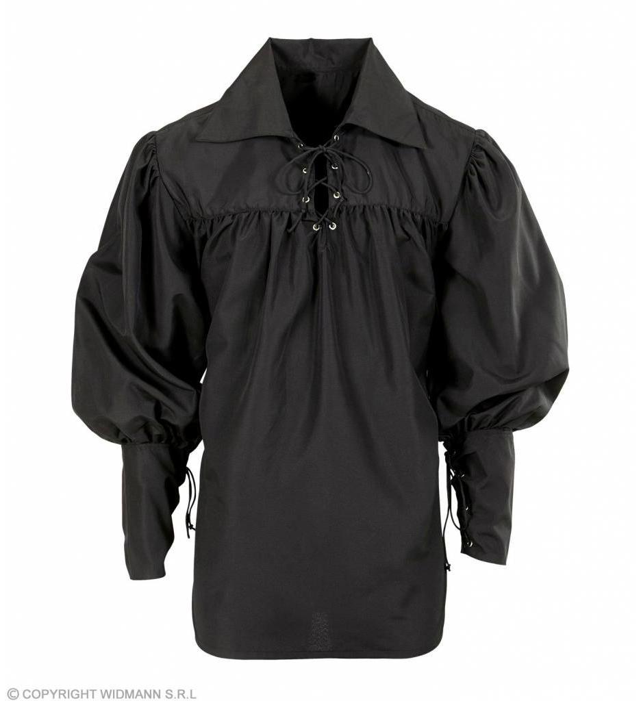 Shirt Zwaardvechter Zwart