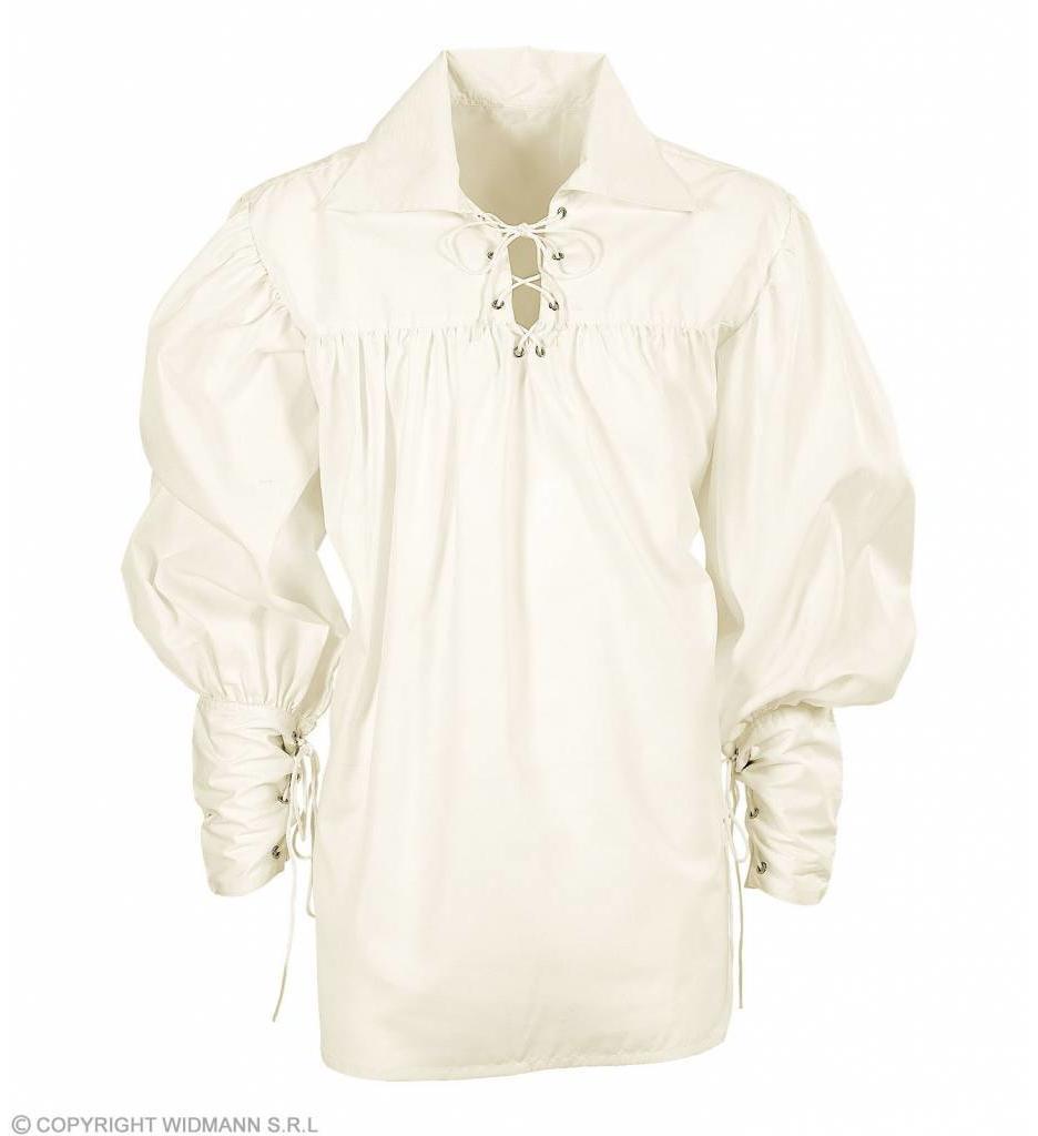 Shirt Zwaardvechter Creme
