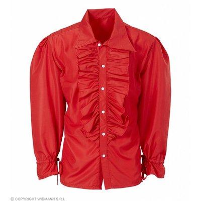 Chico Shirt Rood