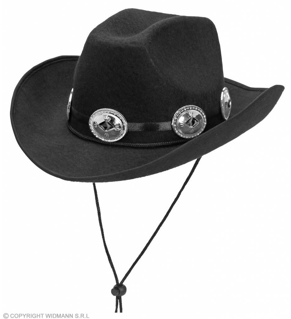 Dallas Cowboyhoed Zwart