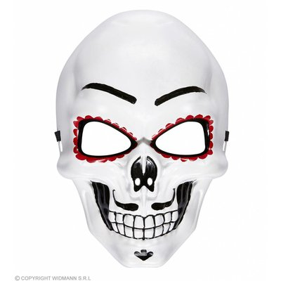 Masker Dia De Los Muertos