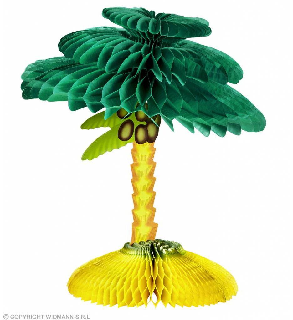 Tafeldecoratie Palmboom 48Cm