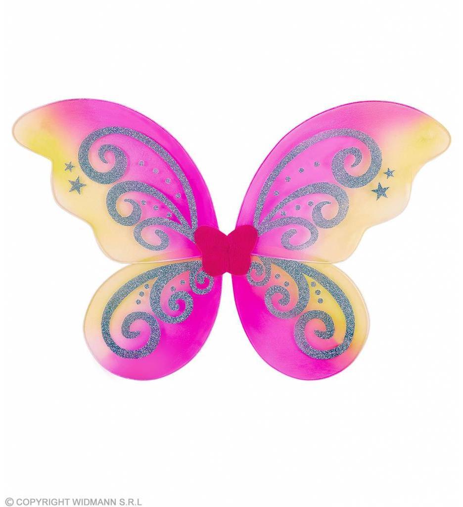 Fantasie Glitter Vleugels 51X39Cm
