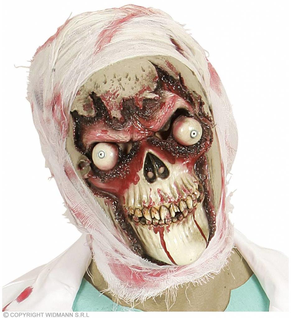 Masker Schedelzombie