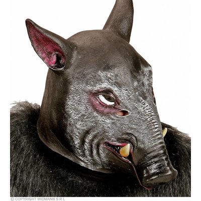 Masker Mannetjesvarken