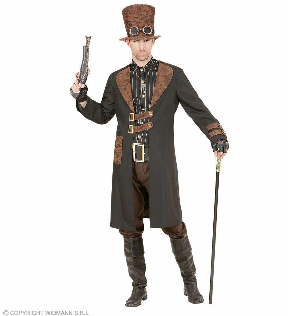 Steampunk Kostuum Man