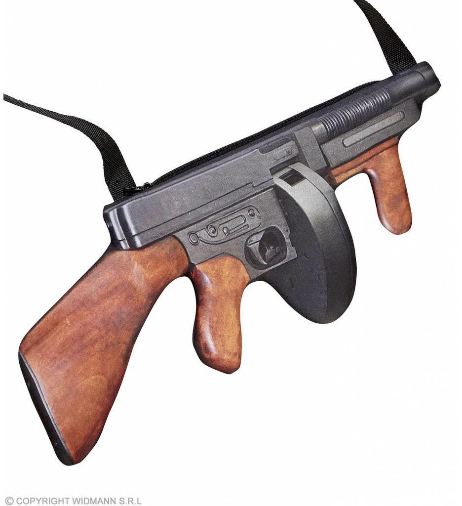 Handtas Machinegeweer