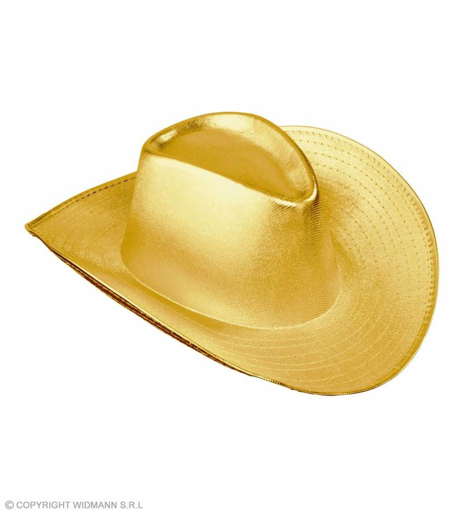 Gouden Cowboyhoed