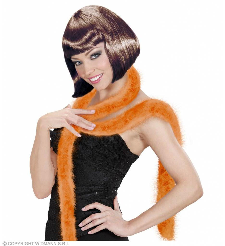 Decoratieve Boa Oranje