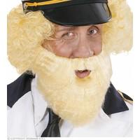 Baard Met Snor Blond