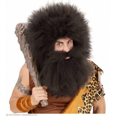 Baard Holbewoner Zwart